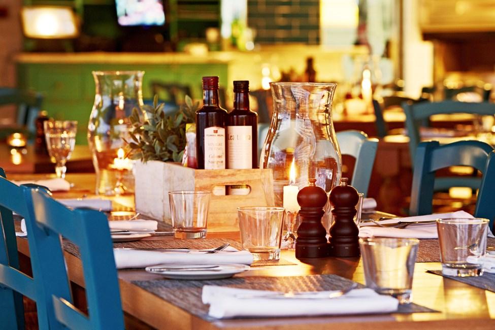 Miguel's Kitchen er vores hyggelige familierestaurant, hvor du kan spise både frokost og middag