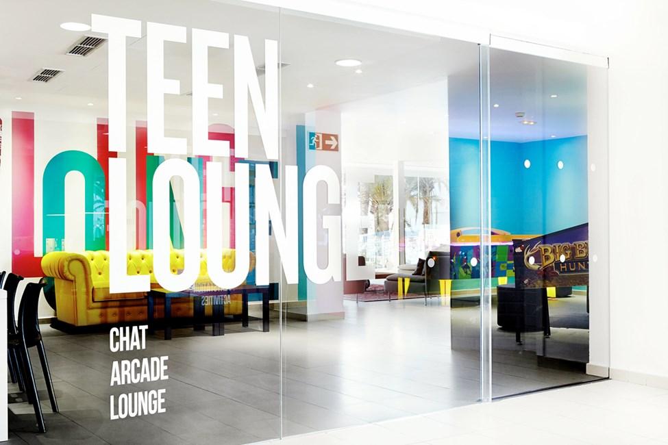 Vores Teen Lounge er mødestedet for alle unge, der trænger til en pause fra forældre og småbørn
