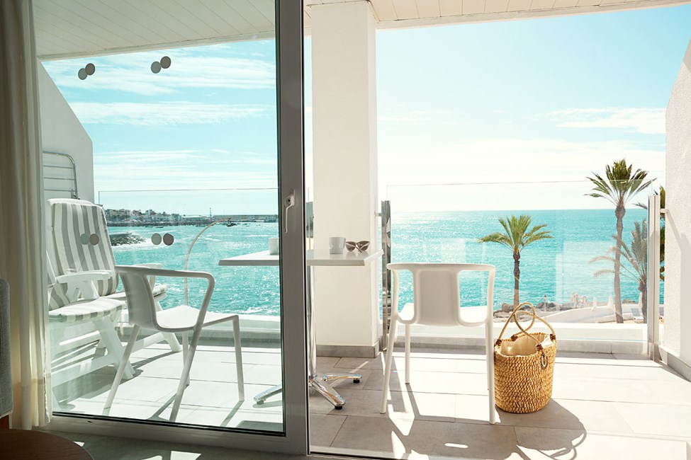 1-værelses Royal Family Suite med balkon med havudsigt