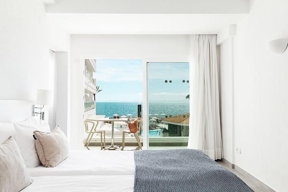 3-værelses Big Family-lejlighed med balkon med havudsigt