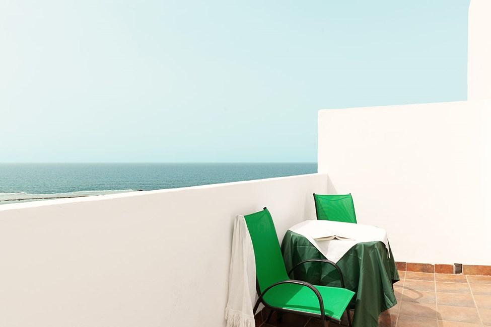 2-værelses lejlighed med balkon