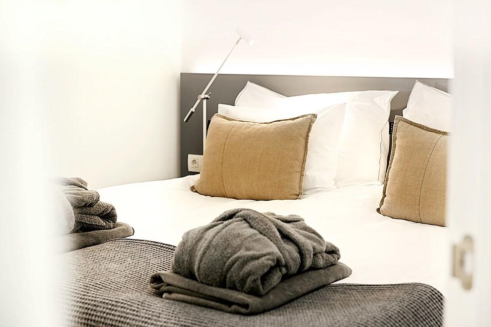 3-værelses Club House Suite