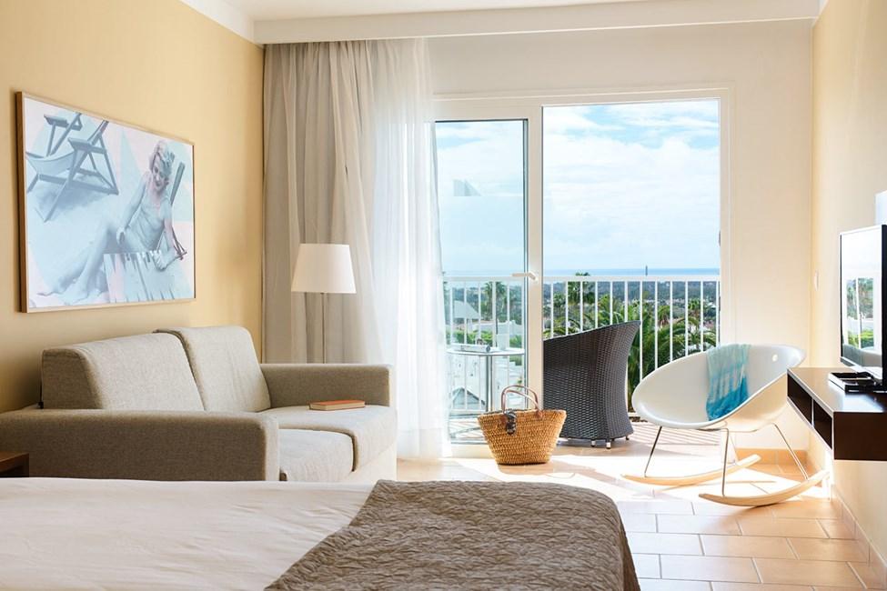 Classic Suite med balkon mod Maspalomas