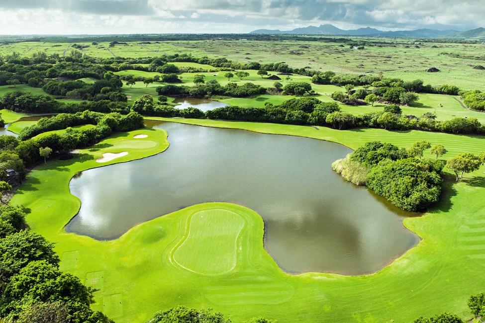 Golfbanen The Links