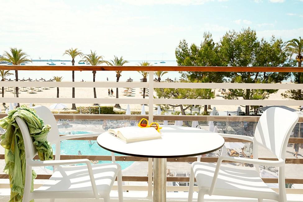 2-værelses Royal Family Suite med balkon med begrænset havudsigt, Princesa