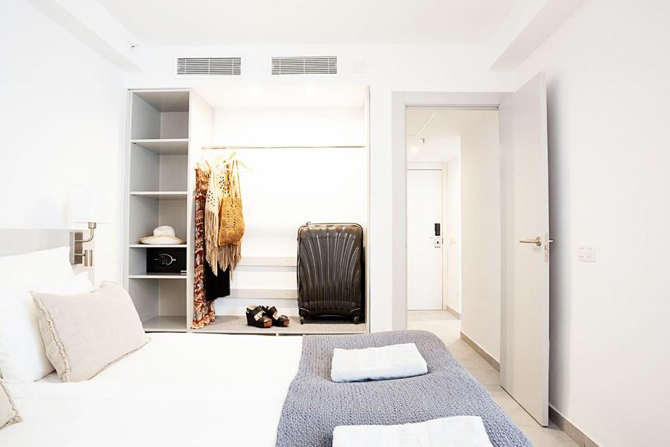 2-værelses Family-lejlighed med balkon mod omgivelserne og vejen, Princesa