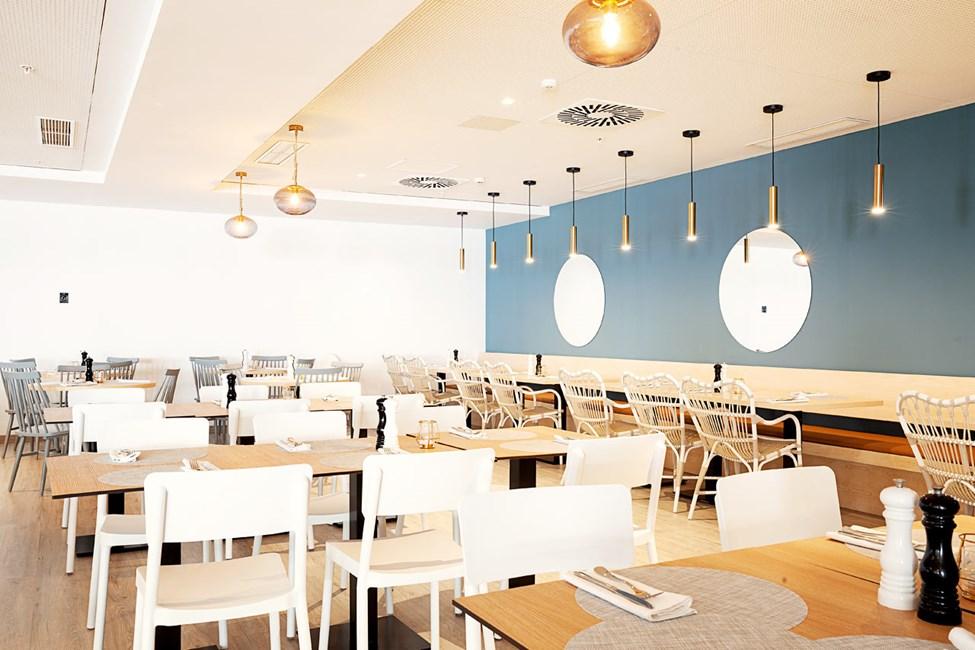 Buffetrestauranten på Princesa