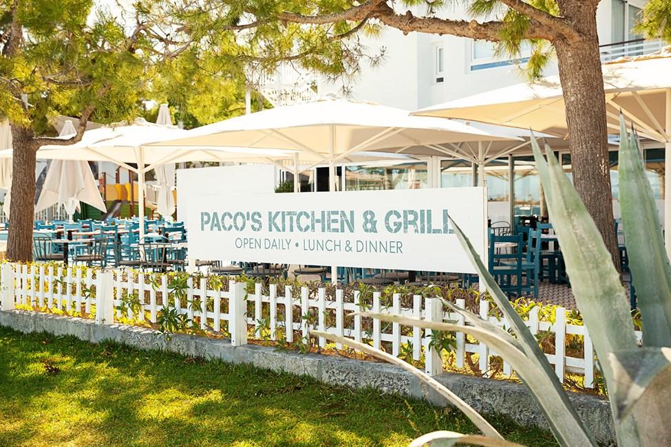Paco's Kitchen på Princesa