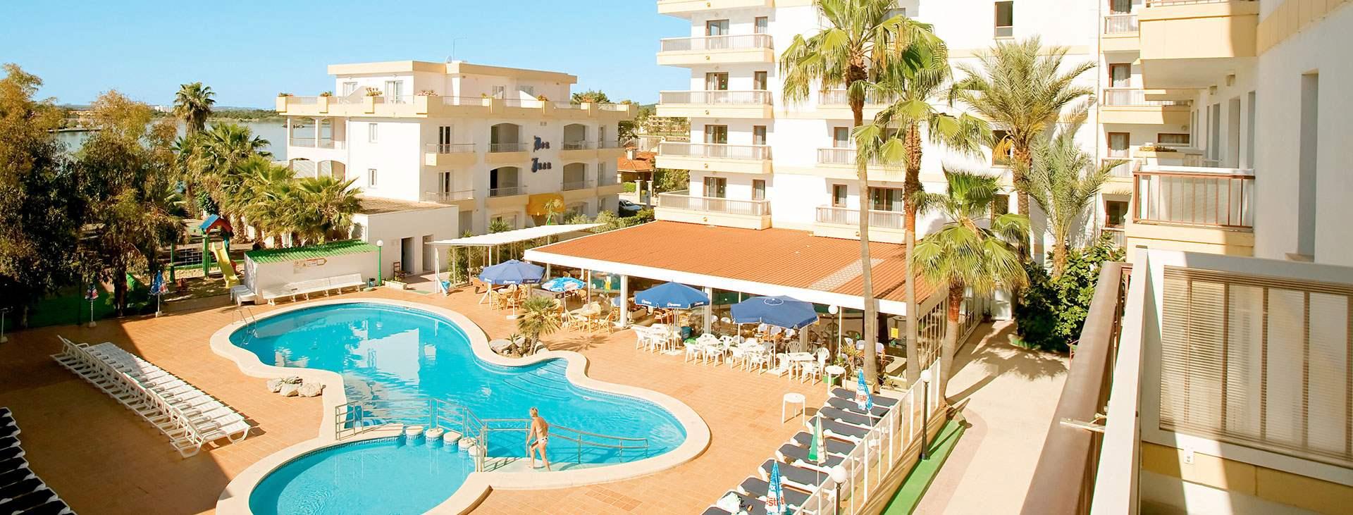 El Lago Bestil Hotel I Alcudia Hos Spies