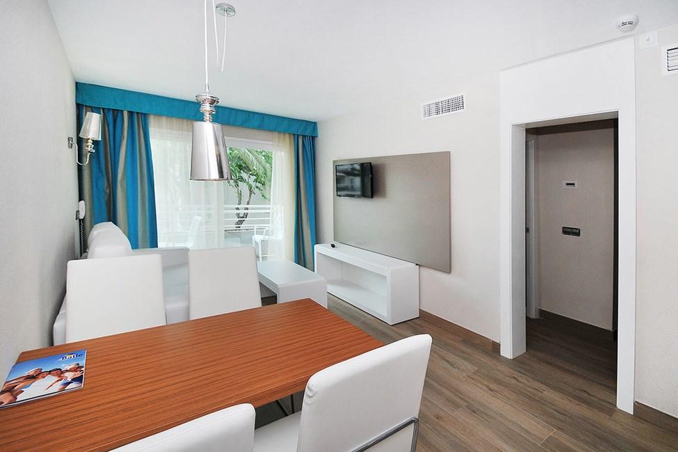 2-værelses lejlighedssuite