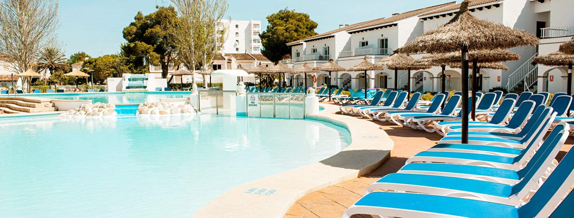 Sea Club Bestil Hotel I Alcudia Hos Spies