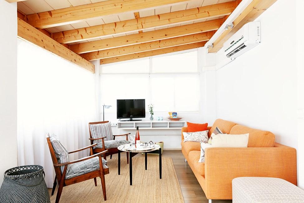 2-værelses Junior Suite med stor balkon med havudsigt