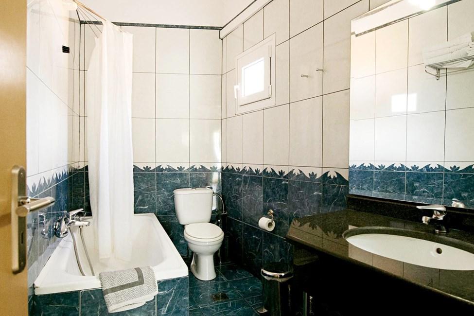 1- og 2-værelses lejligheder med begrænset havudsigt og mulighed for ekstra opredninger
