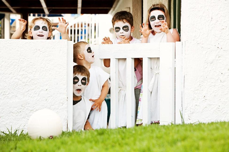 I Lollo & Bernies Mini Land er alle børn velkomne til at lege, male, hygge og se film