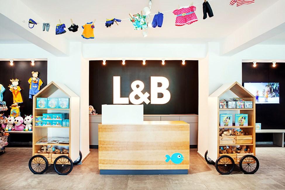 Velkommen til vores første rendyrkede Lollo & Bernie-butik!
