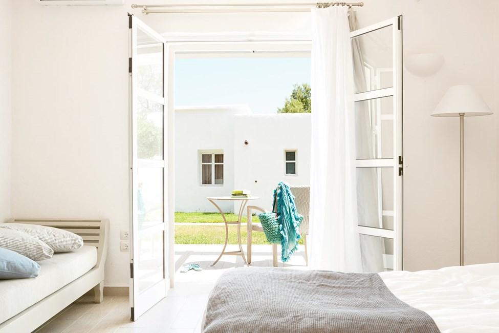 Classic Suite med terrasse - indretningen kan variere