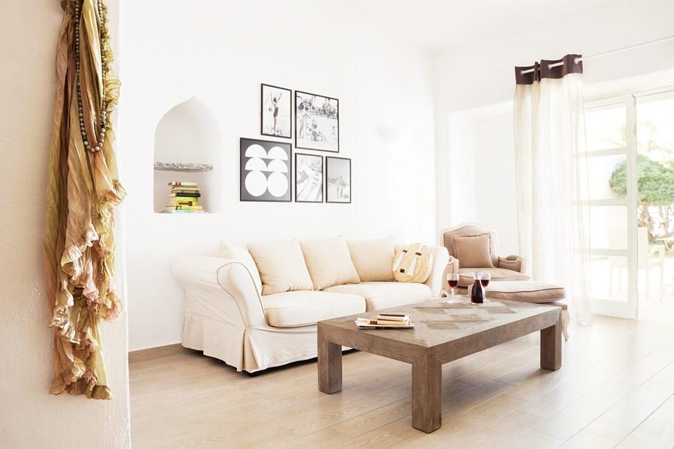 Bungalow Suite - indretningen kan variere