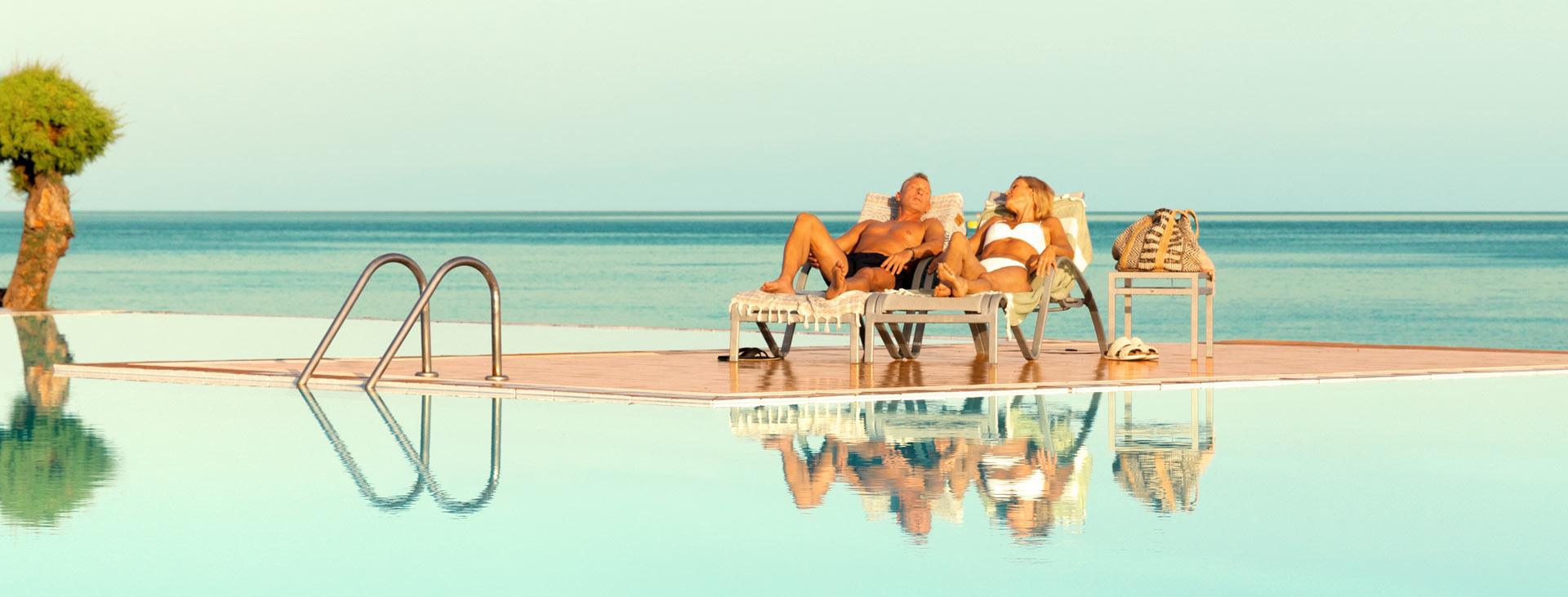 Sunprime Miramare Beach, Rhodos vestkyst, Rhodos, Grækenland