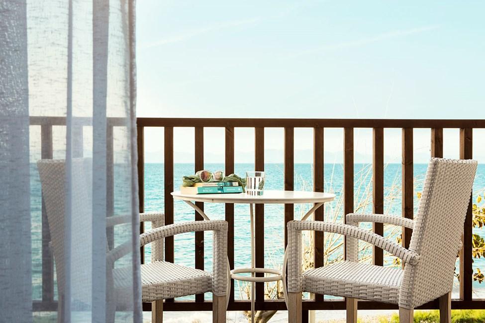 Classic Suite med balkon med havudsigt