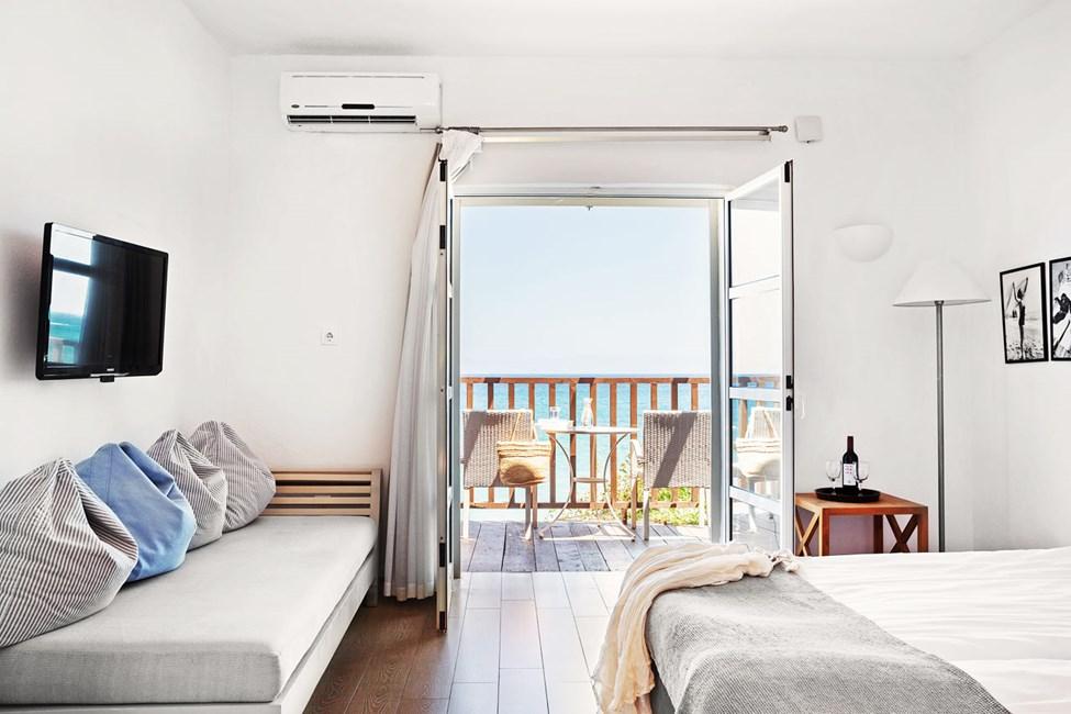 1-værelses Classic Suite med balkon med havudsigt