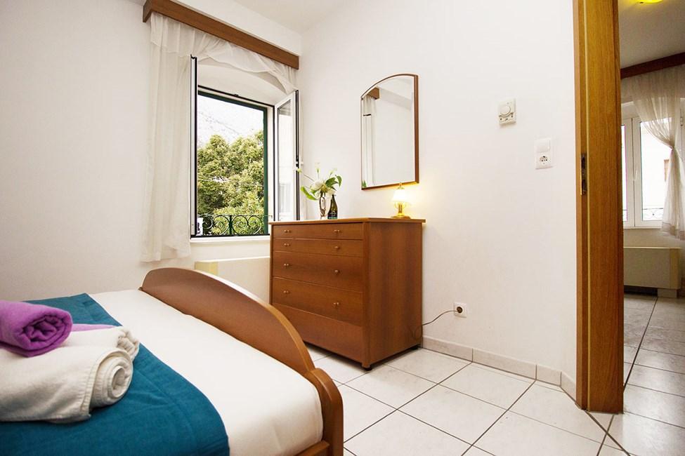 2-værelses lejlighed uden balkon