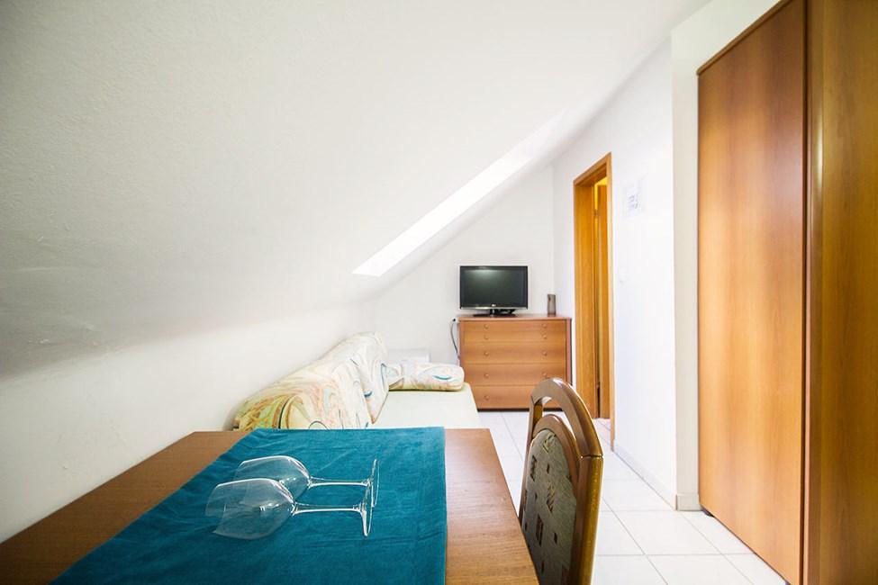Dobbeltværelse uden balkon