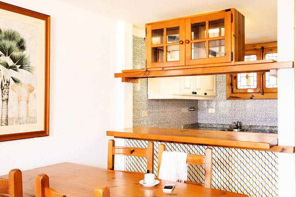 Køkken i 2- og 3-værelses lejligheder