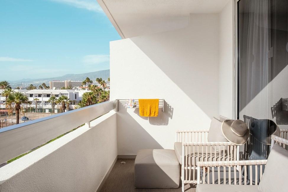 1-værelses Classic Suite med balkon mod omgivelserne