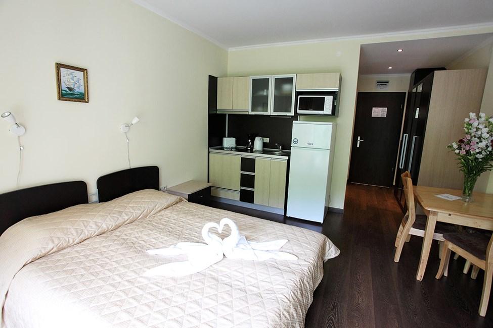 1-værelses lejlighed