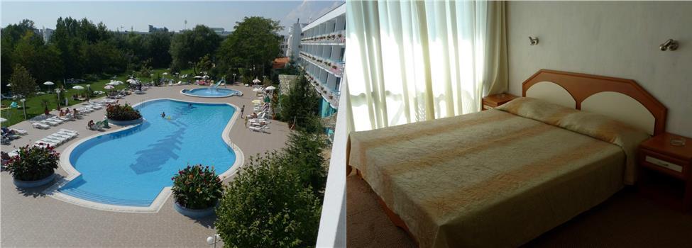 Zefir Hotel, Nessebar, Burgas-området, Bulgarien