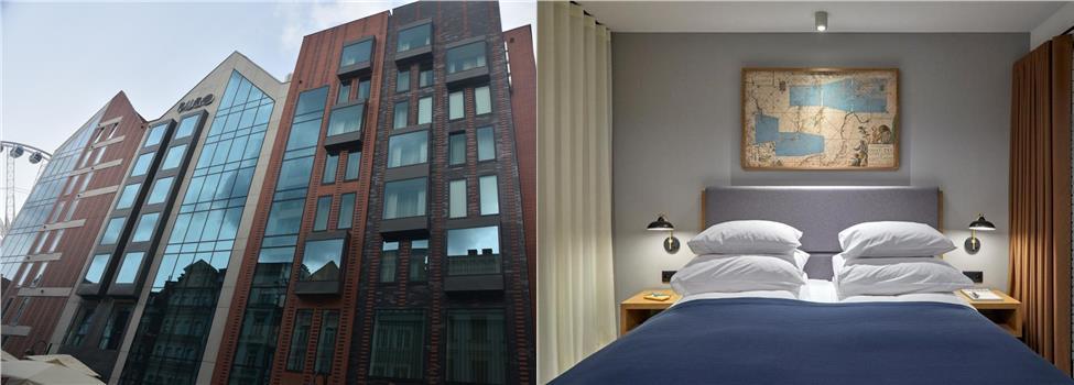 Puro Hotel Gdansk, Gdansk, Polen