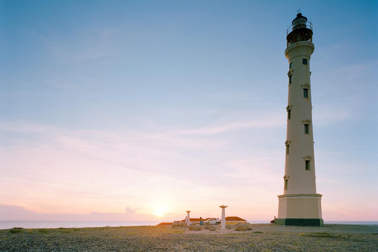 Aruba - California Lighthouse