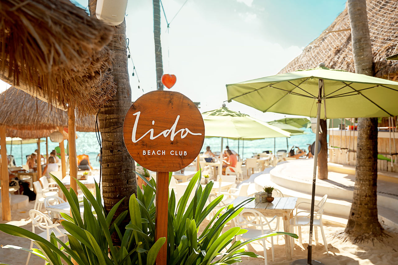 Playa del Carmen - Lido Beach Club