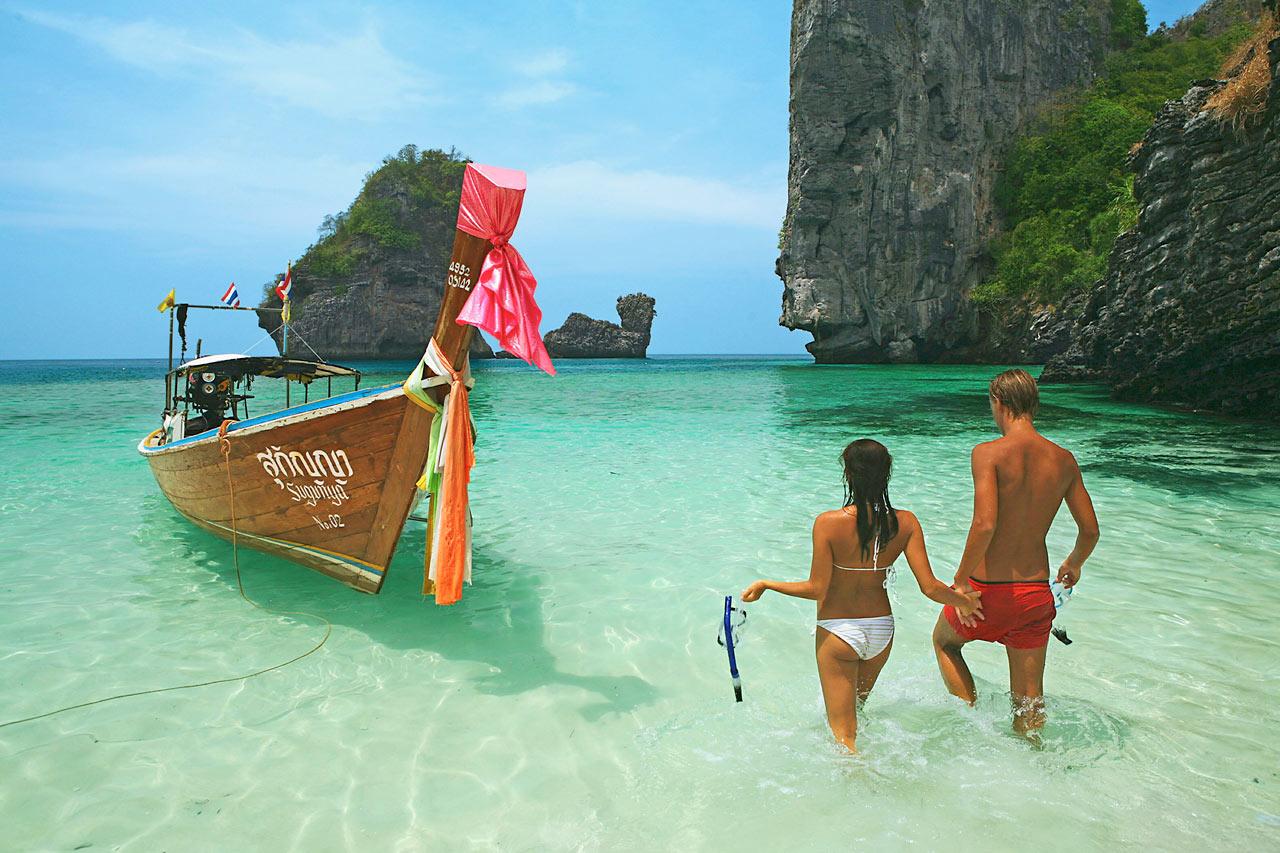 Phi Phi Island Find Rejser Til Phi Phi Island Thailand Her Spies