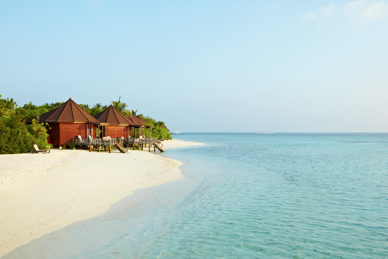 Maldiverne - Komandoo Maldives Island Resort - Beach Villas