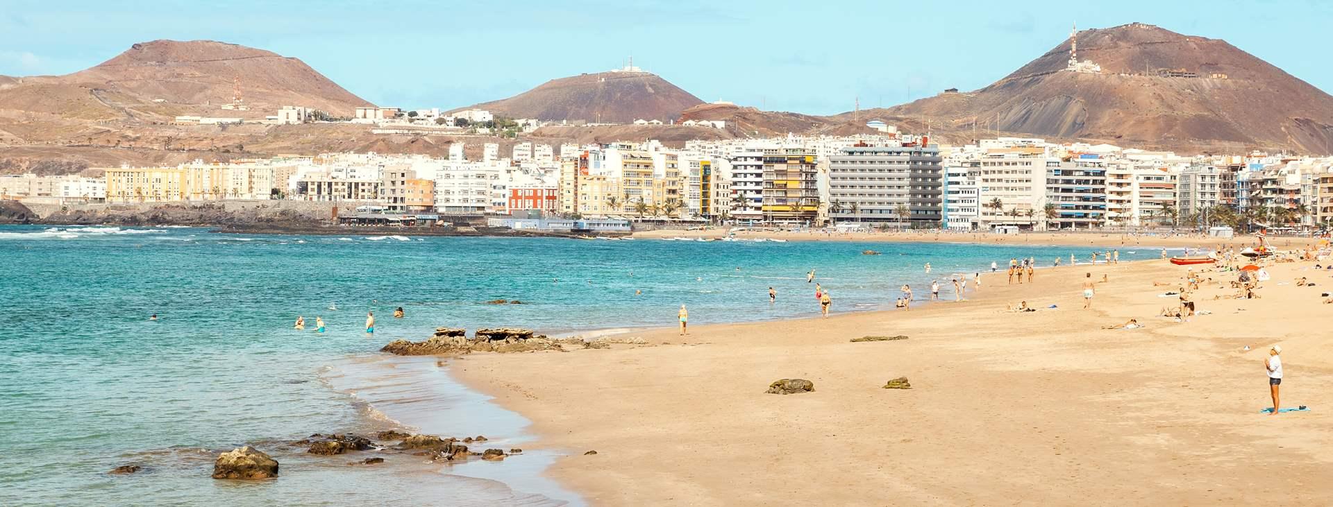 Drar til Gran Canaria på ferie - YouTube