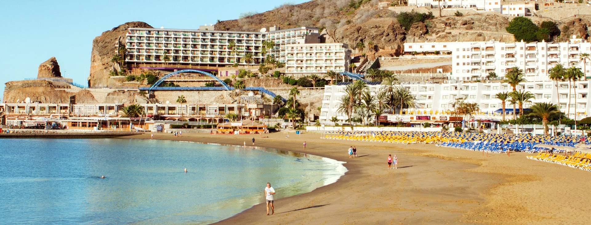 Rejser Til Puerto Rico Pa Gran Canaria Med Spies