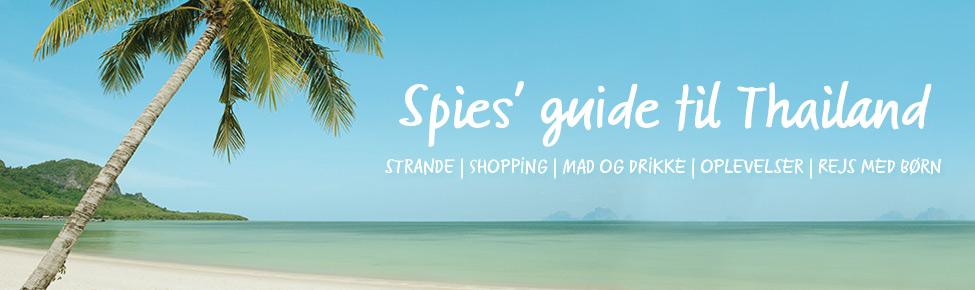 Guide til Thailand