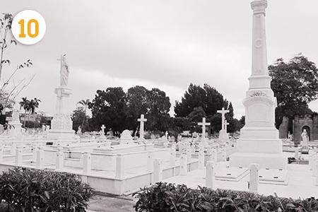 Cementerio de Colon, Havana