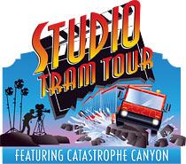 Studio Tram Tour featuring Catastrophe Canyon