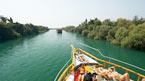 Manavgat - bådtur og basar (kan bestilles hjemmefra)