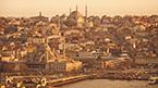 Imponerende Istanbul - med fly