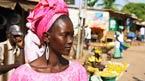 Banjul med marked (kan bestilles hjemmefra)