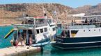 Boat trip daily (kan bestilles hjemmefra)