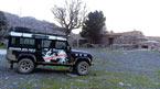 Jeepsafari på White Mountain (kan bestilles hjemmefra)