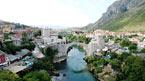 Mostar - Bosnien (kan bestilles hjemmefra)