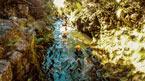 Canyoning i Cetina-floden